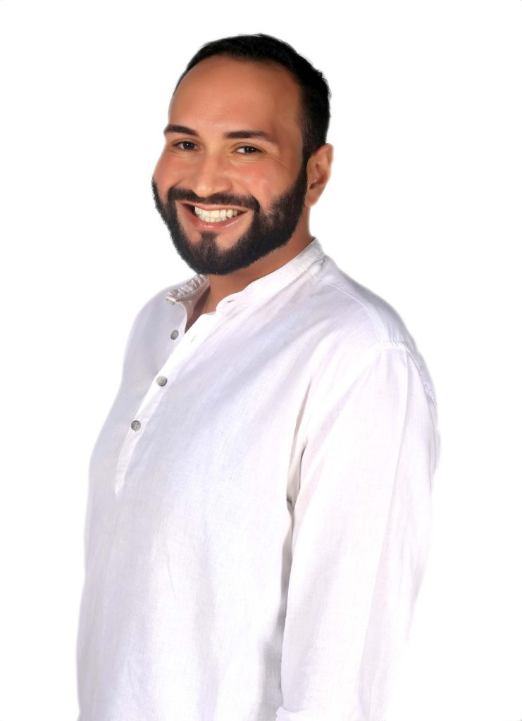 Junior Pinheiro luta pelas causas LGBT