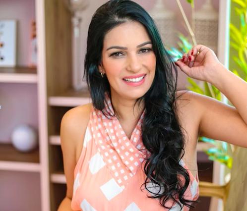 Empresária Mary Arantes