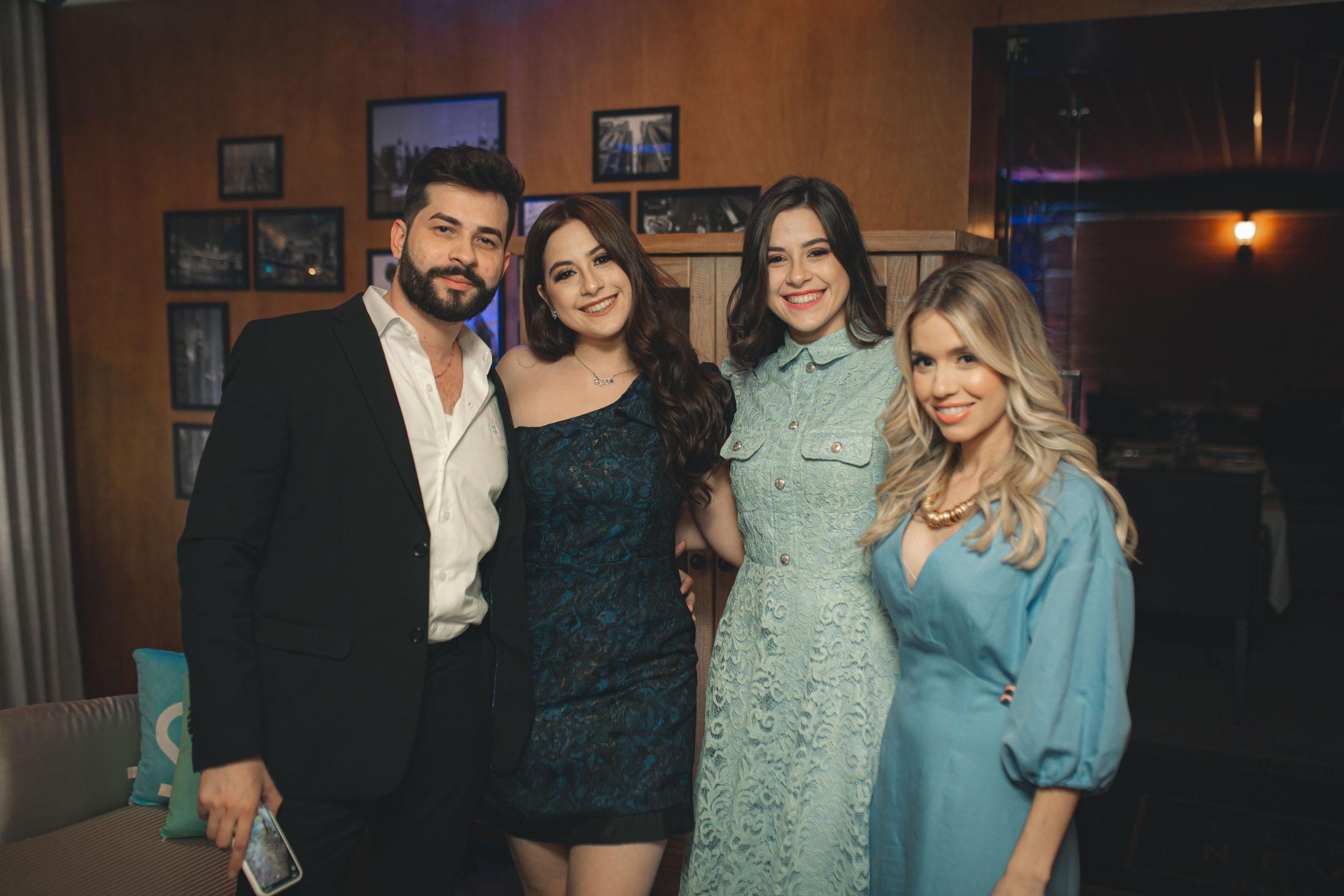 João Paulo Bachur, Ana Vitória Schulz, Maria Elisa Schulz, Carolina Ribeiro