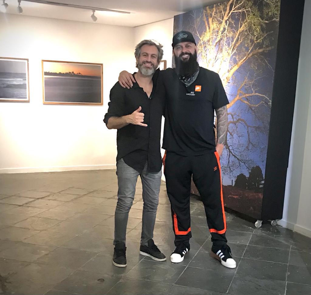 Thiago Jesus e Rogério Andrade