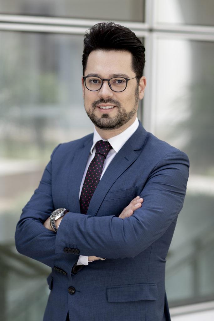 David Braga, CEO da Prime Talent
