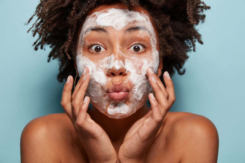 procedimentos faciais no verão
