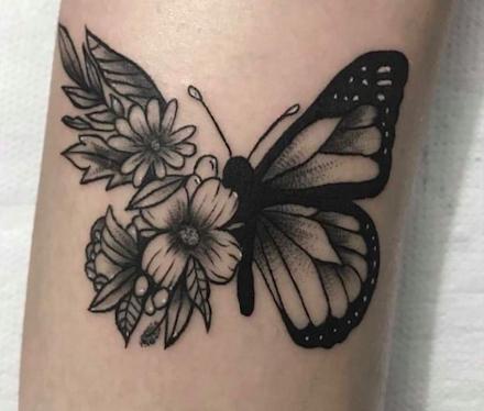 tatuagem Erika Queiroz