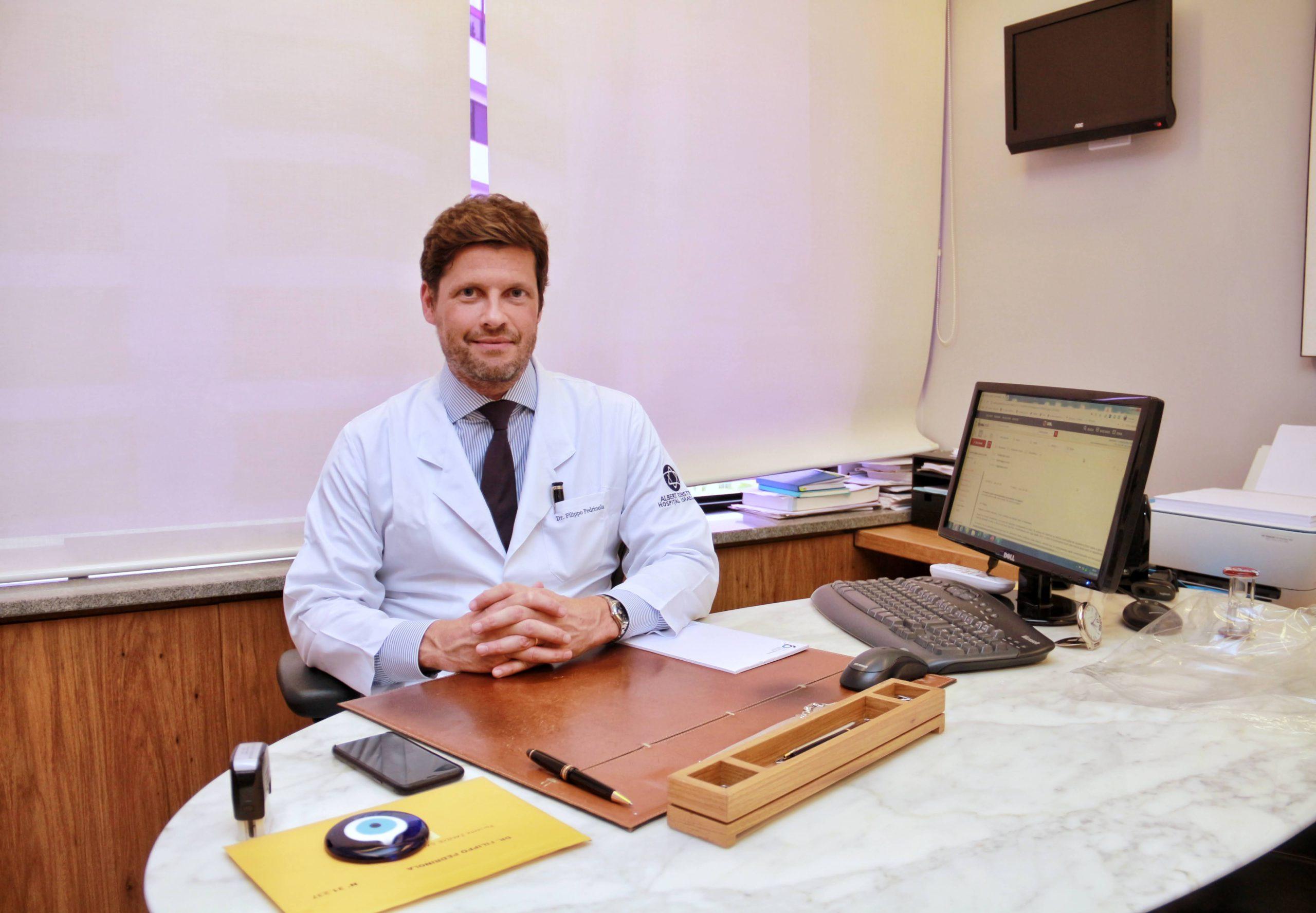 Dr. Filippo Pedrinola