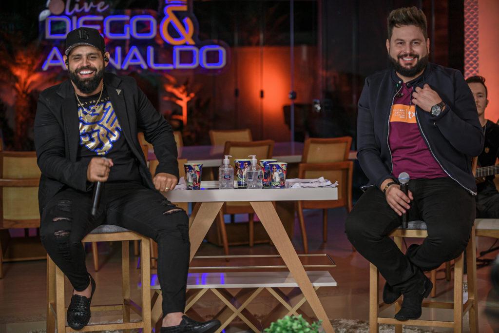 Diego e Arnaldo | Foto: Fernando Britto