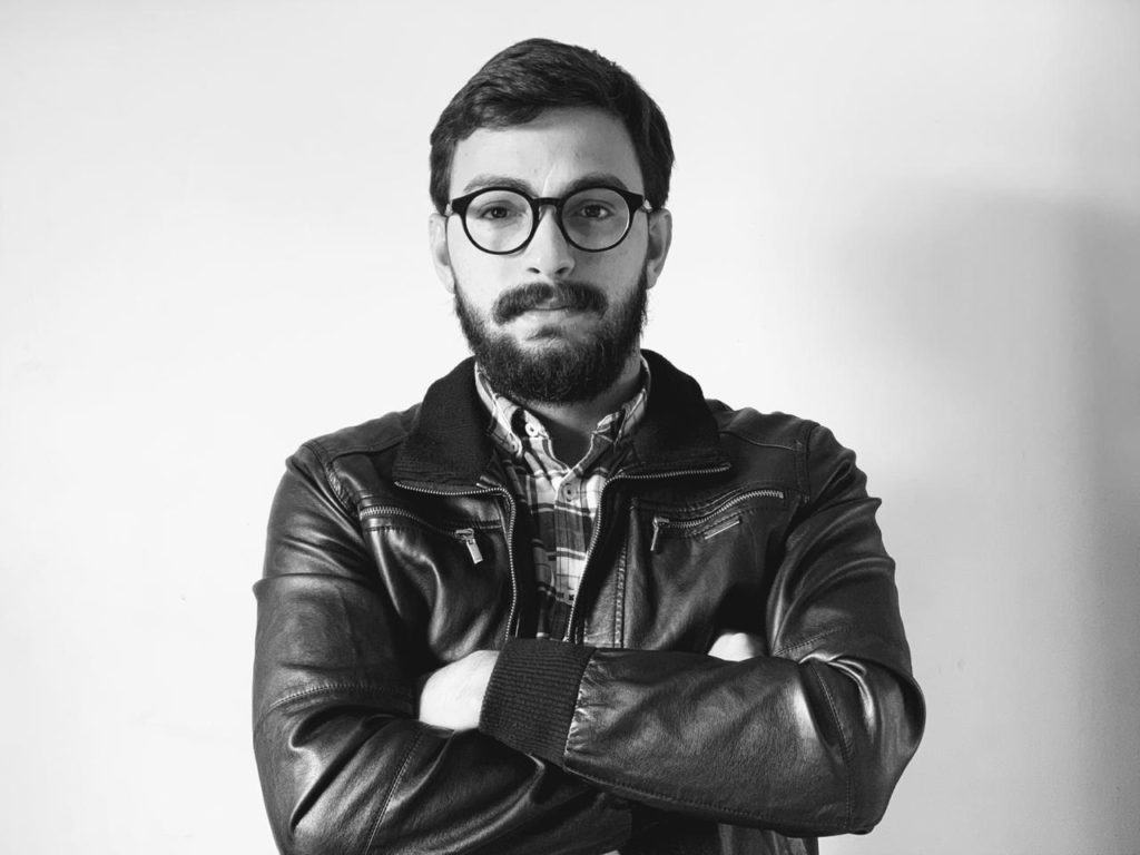 Mestre Cristian Júnior