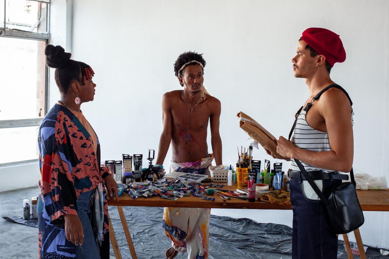 "KZNATO Kelson Succi, Vinicius Teixeira e Érica Ribeiro, protagonistas de ""Amor Natural"""