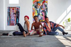 KZNATO Kelson Succi, Vinicius Teixeira e Érica Ribeiro