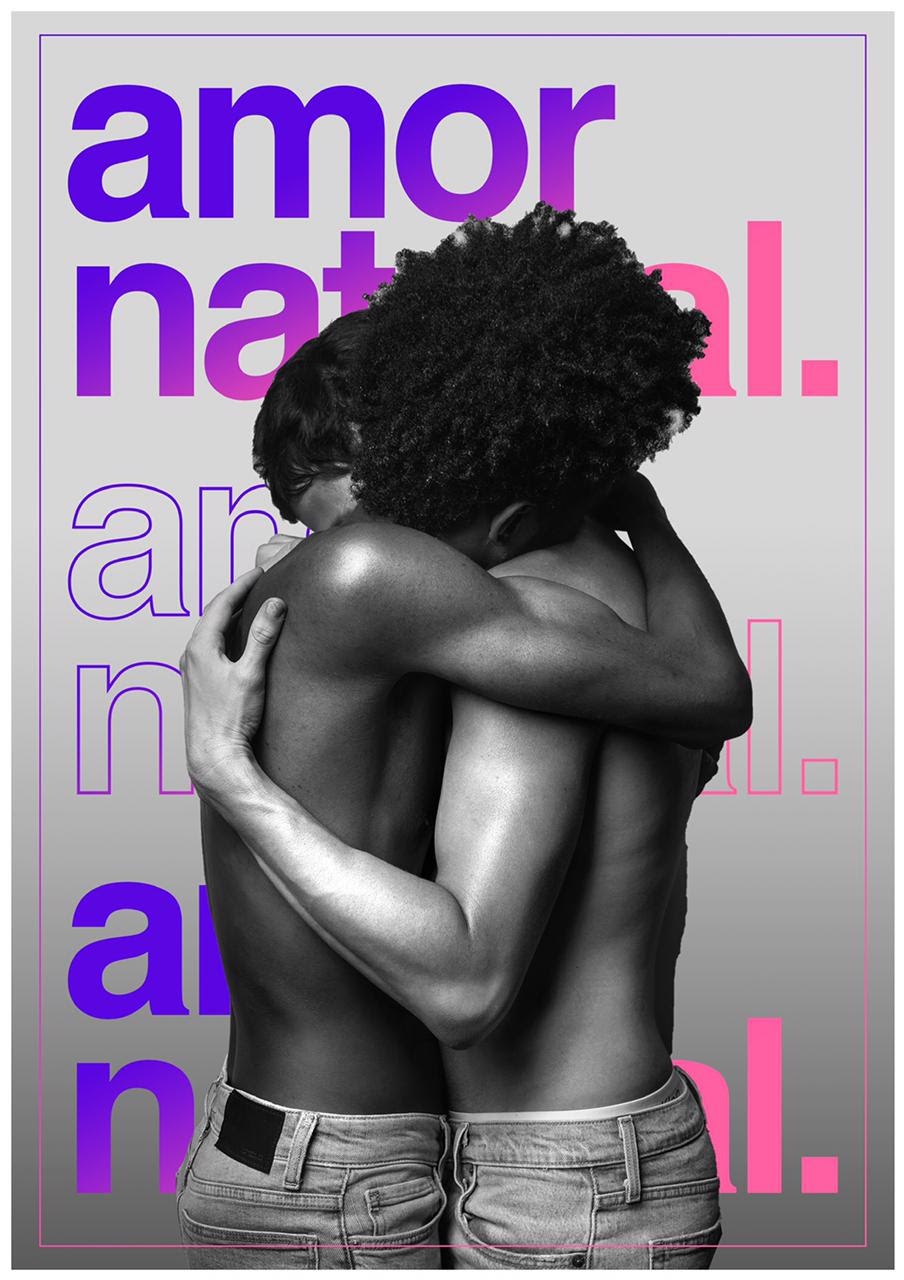 Arte Amor Natural: arte de Ronieri Gomes